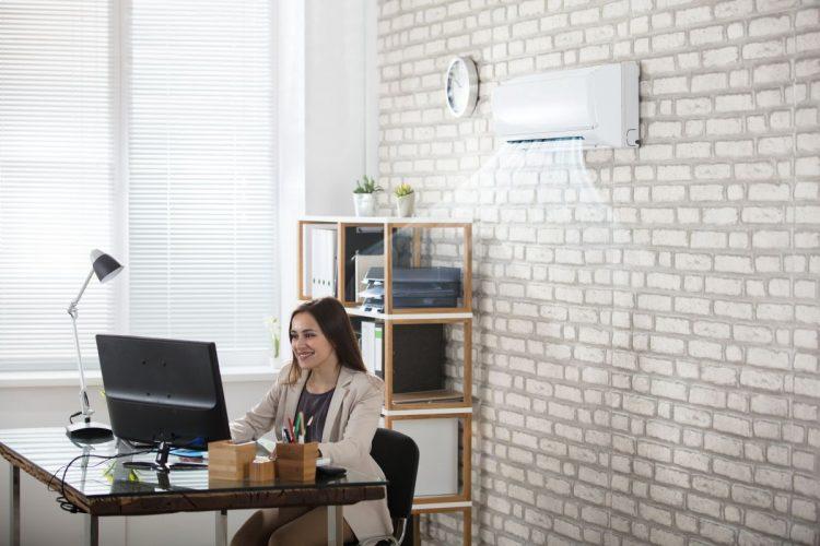 Przegląd najlepszych klimatyzatorów do biura